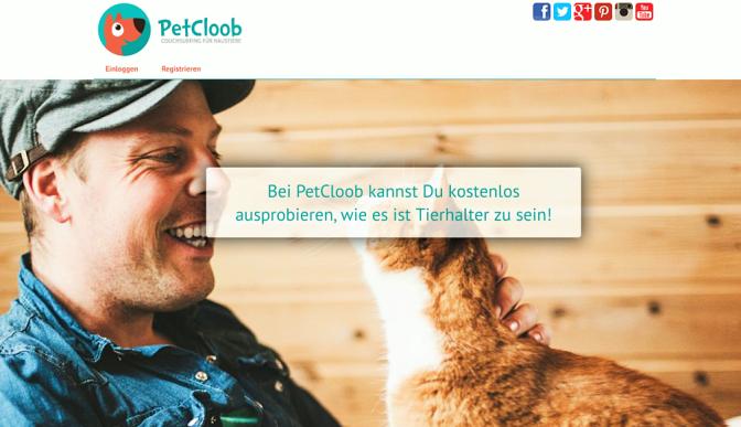 Wie ist die Idee zu PetCloob entstanden?