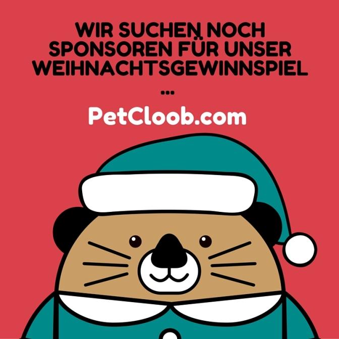 Sponsoren für Weihnachtsgewinnspiel gesucht